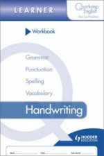 Quickstep English Workbook Handwriting Learner Level