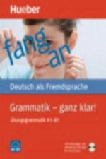 Grammatik - ganz klar!, m. CD-ROM