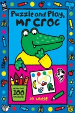 Mr Croc: Puzzle and Play, Mr Croc