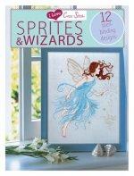 I Love Cross Stitch - Sprites & Wizards