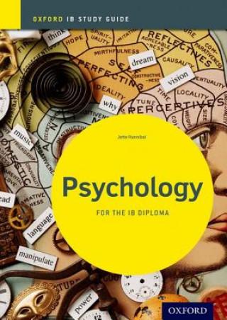 Psychology Study Guide: Oxford IB Diploma Programme