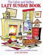 Calvin and Hobbes Lazy Sunday Book