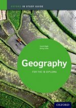 Geography Study Guide: Oxford IB Diploma Programme