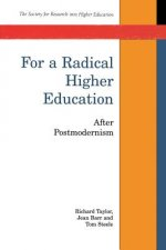 For a Radical Higher Education