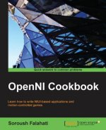 OpenNI Cookbook