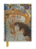 Flame Tree Notebook (Klimt Three Ages of Woman)