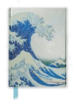 Flame Tree Notebook (Hokusai the Great Wave)
