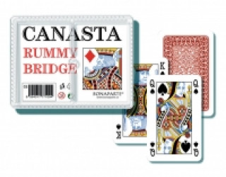 Canasta BONAPARTE - plastovákrabička