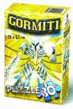 Puzzle 30 v krabičce - Gormiti