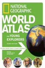 National Geographic World Atlas for Young Explorer