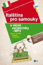Italština pro samouky a věčné začátečníky + CD, mp3
