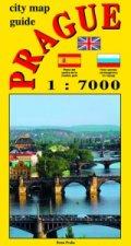 City map - guide PRAGUE 1:7 000