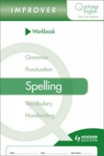 Quickstep English Workbook Spelling Improver Stage