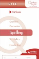 Quickstep English Workbook Spelling User Stage