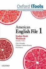 American English File: Level 1: iTools