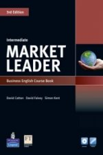 Market Leader Intermediate Coursebook with DVD-ROM and MyLab Access Code Pack