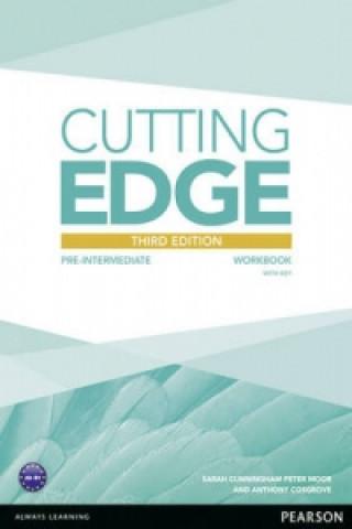 Cutting Edge 3rd Edition Pre-Intermediate Workbook with Key