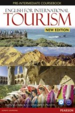 English for International Tourism Pre-Intermediate New Edition Coursebook and DVD-ROM Pack