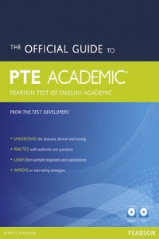 Official Guide to the Pearson Test of English Academic New Edition Pack