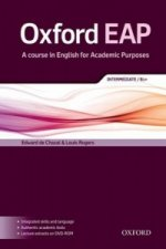 Oxford EAP: Intermediate/B1+: Student's Book and DVD-ROM Pac