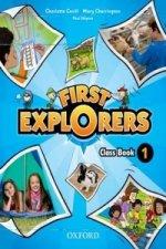 First Explorers: Level 1: Class Book