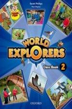 World Explorers: Level 2: Class Book