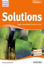Solutions: Upper-Intermediate: Student's Book