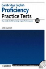 Cambridge English: Proficiency (CPE): Practice Tests with Key