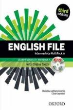 English File Intermediate Multipack A Pack