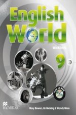 English World Level 9 Workbook & CD Rom