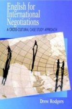 English for International Negotiations
