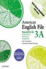 American English File 3 Student Book Multi Pack A