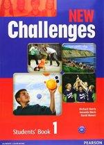 NEW CHALLENGES 1 STUDENTS BOOK & ACTIVE