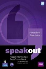 Speakout Upper Intermediate Flexi Course Book 1 Pack