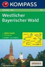 Westlicher Bayerischer Wald 185 / 1:50T NKOM