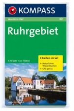 RUHRGEBIET 3MAPY 1:50 000