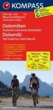 Dolomiten Pusteral und Seine Seitentäler 3413 1:70T NKOM