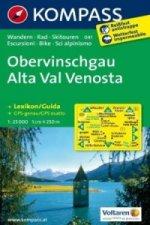 Obervinschgau,Alta Val Venosta 041 / 1:25T KOM