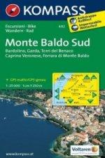 Monte Baldo Sud 692 / 1:25T NKOM