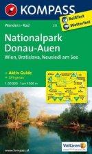 Nationalpark Donau,Auen 211 / 1:50T NKOM