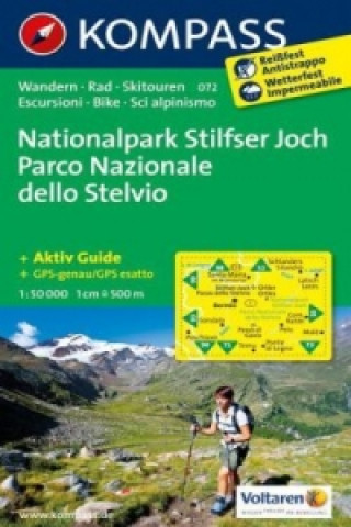 Nationalpark Stilfser Joch 072 / 1:50T NKOM