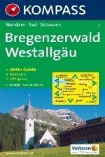 Bregenzerwald Westallgäu 2 / 1:50T NKOM