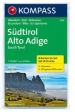 Südtirol Alto Adige 699 ,set / 1:50T KOM