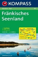 FRANKISCHES SEENLAND 1:50 000