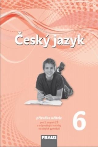 Český jazyk 6 Příručka učitele