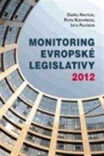 Monitoring evropské legislativy 2012