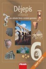 Dějepis 6 Učebnice