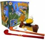 Pelikán na golfu- Hra