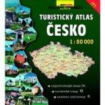 Turistický atlas Česko + cyklotrasy 1:50 000
