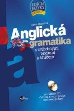 Anglická gramatika s cvičebnými textami a kľúčom